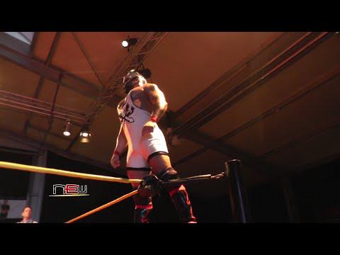 NEW Wrestling: FREE MATCH  Mexx & Demolition Davies vs T-K-O & Hellvetic Warrior