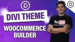 Divi Theme - NEW WooCommerce Builder Update Tutorial!😀😀