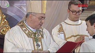 Homilia ks. abp. Salvatore Pennacchio wygłoszona w Świdnicy