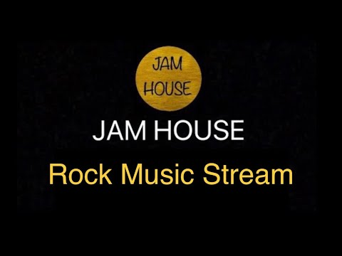 Jam House Live Rock Music Stream • Rock Radio with Live Chat