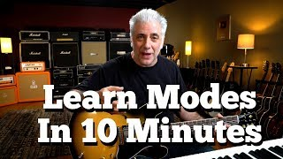 The FASTEST Way To Learn MODES