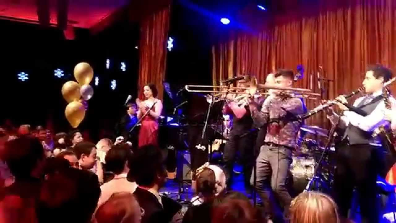 The Snowball 2014 - Gordon Webster Band featuring  Naomi Uyama - Long Gone