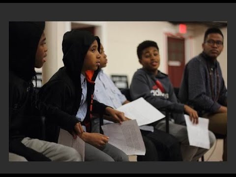 , 6th Grade Youth Send Letter to the President: Black Lives Do Matter