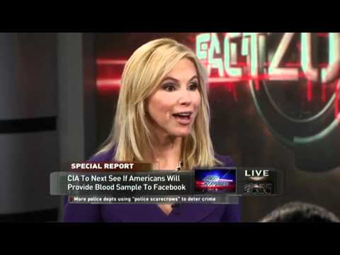 Facebook CIA Project:  The Onion News Network ONN
