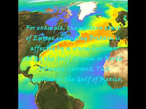 what are the factors affecting the climate