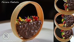 Ferrero Fantasia Dessert – Bruno Albouze – The Real Deal