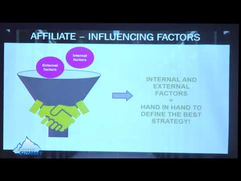 How to Define Your (International) Network Strategy from Affiliate Summit East 2017