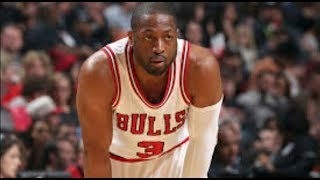 Breaking news! dwayne wade expected to reach a buyout with the bulls in the next few month's!