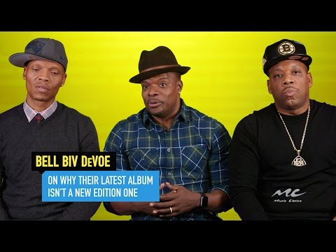 Bell Biv DeVoe vs. New Edition