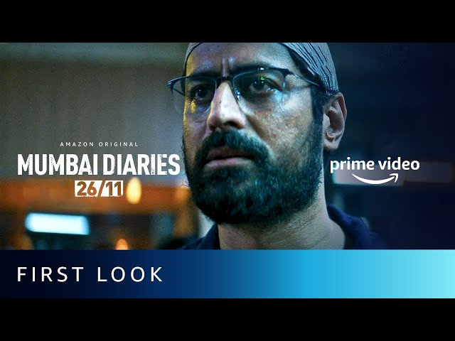 Mumbai Diaries 26/11 - First Look | New Series Announcement | Amazon Original