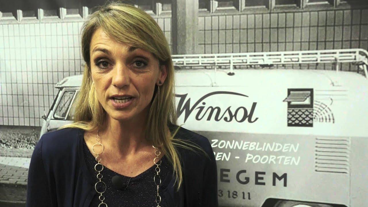 Adviesdagen Kleur - Michèle van Sebroeck - Winsol - YouTube