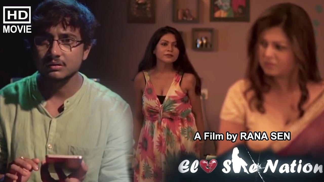 ELO SHE NATION | এলো সে নেশন | Arundhuti | Sharmitha | Kaushik | Tollywood Short Movie HD.