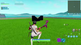 Fezury & Samiraq Get Clapped In Creative 1v1 - Fortnite Battle Royale