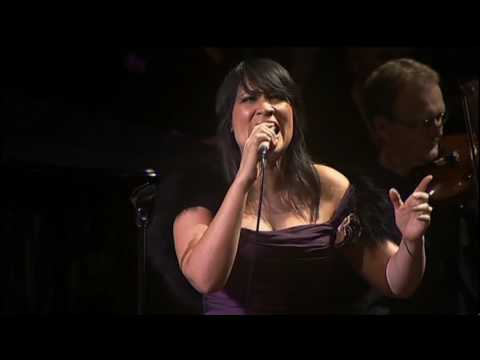 Kate Ceberano  Unchained Melody with the West Australian Symphony Orchestra