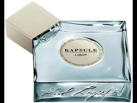 Kapsule Light By Karl Lagerfeld (2008) Fragrance Review