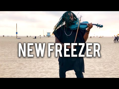 DSharp - New Freezer (VIOLIN Cover)   Rich The Kid, Kendrick Lamar