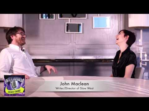 Slow West Interview-John Maclean