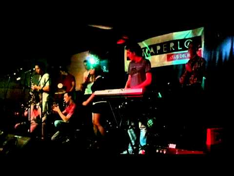 The Propers: Tribute To Nehru. Estraperlo Club (Badalona), 08th October 2011. 1 of 2 videos.