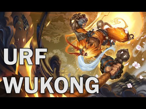 WUKONG URF - BG LEAGUE OF LEGENDS