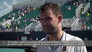 Putevima Sporta   Epizoda 10, Grigor Dimitrov   SPORT KLUB