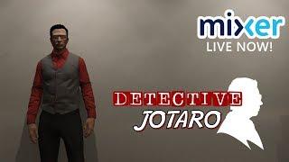 [LIVE] ตามติดชีวิตโจทาโร่ยอดนักสืบ!! #1