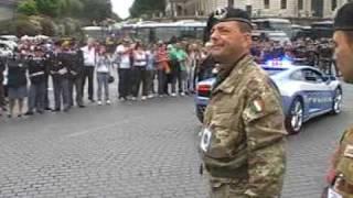Festa Della Repubblica 2009 a Roma i veicoli della polizia