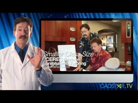 CADStar's Mastering Posterior CEREC Applications Hands-on Course