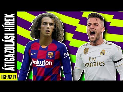 Coutinho-Guendouzi cserén dolgozik a Barca és az Arsenal?