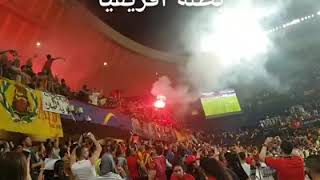 Ambiance Curva sud   EST - Al Ain [FIFA Club World Cup] 15/12/2018
