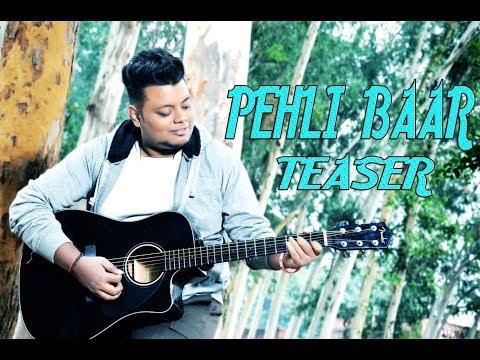 pehli-baar-teaser-||-pradeep-divakar-|-abubakr-khan-||