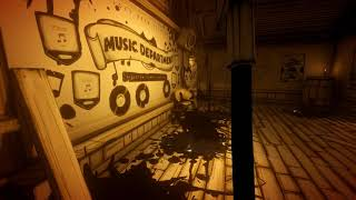 Piano Drum Banjo bass Bendy Ant the Ink Machine Chapter 2 Secrets