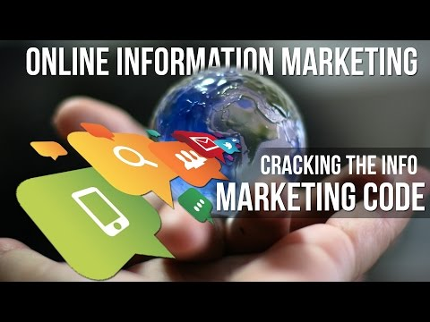 Online Information Marketing (Cracking the Info Marketing Code)