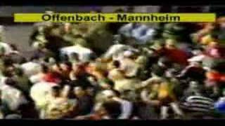 Kickers Offenbach - Waldhof Mannheim 1999
