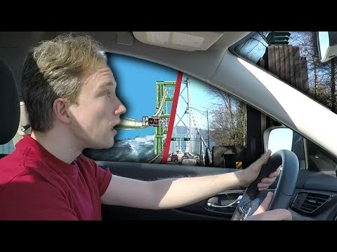 I Drove My Childhood Favorite Racing Game In Real Life