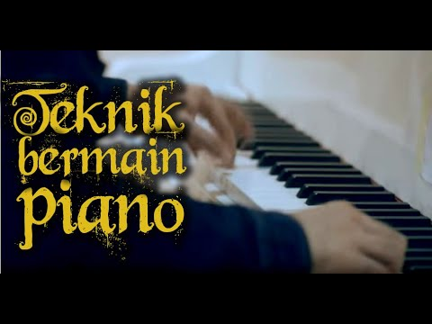Teknik bermain piano - Ananda Sukarlan for Vienna Music School