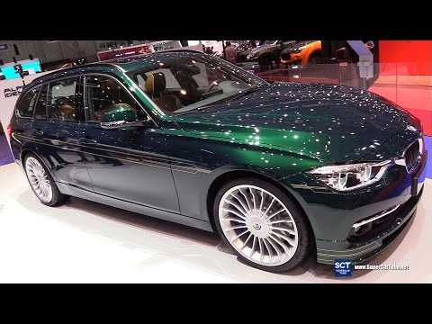 2017 BMW Alpina D3 Bi Turbo Touring - Exterior Interior Walkaround - 2017 Geneva Motor Show