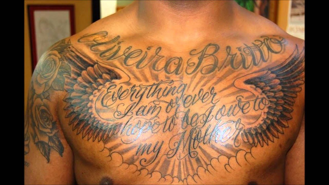Chest Tattoos Ideas
