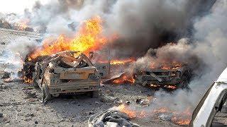 تفجير دمشق يستهدف شخصية رفيعة المستوى والنظام يتكتم - هنا سوريا