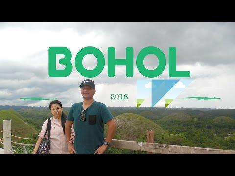 Bohol Vacation 2016