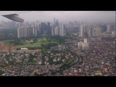 Latest, New Metro Manila Philippines' City Skyline 2012