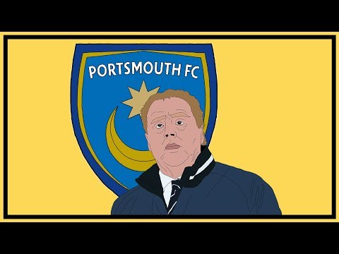 The Fall & Fall of Portsmouth FC: A Brief History Of