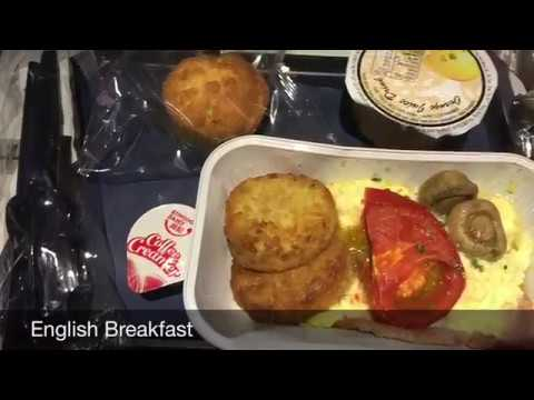 BA32-British Airways World Traveller (Economy) Hong Kong to London on Airbus A380