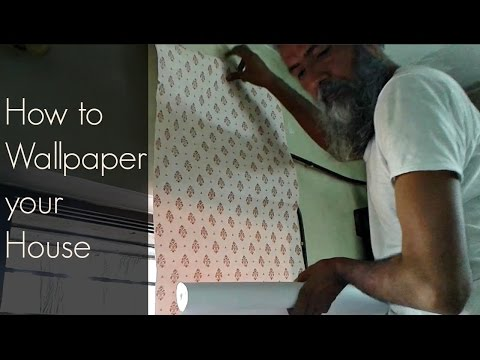 How To Wallpaper Your House | Indian Consumer
