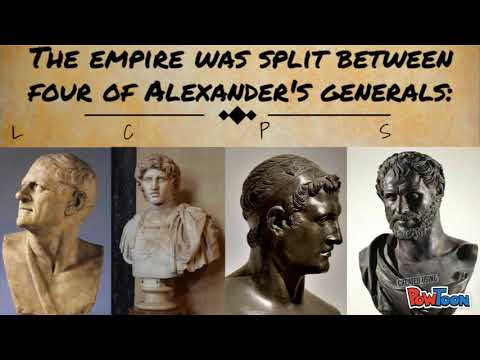 Alexander the Great: Cultural Achievements
