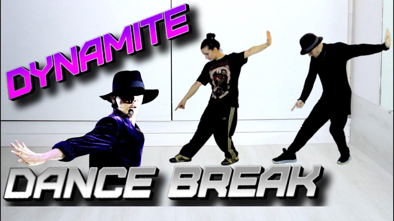 Download [ Choreography tutorial ] BTS Dynamite MMA 2020 dance break   Разбор хореографии зеркально /mirrored
