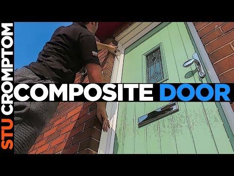 Fitting A Composite Door - PROPER SMART DOOR