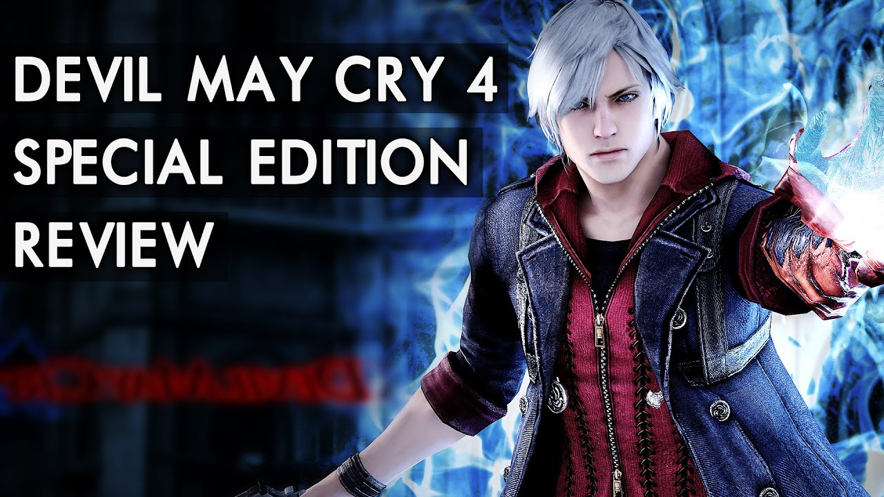Devil may cry 4 special edition review youtube voltagebd Images