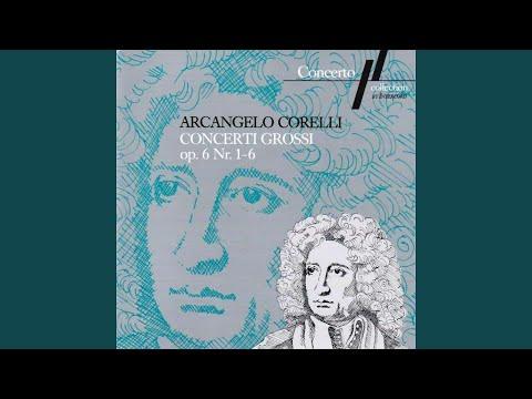 Concerto Grossi Op. 6, No. 1 In D Major: Largo-Allegro I.