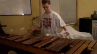 Jeff Sass playing Stout Etude 3 - Take 1