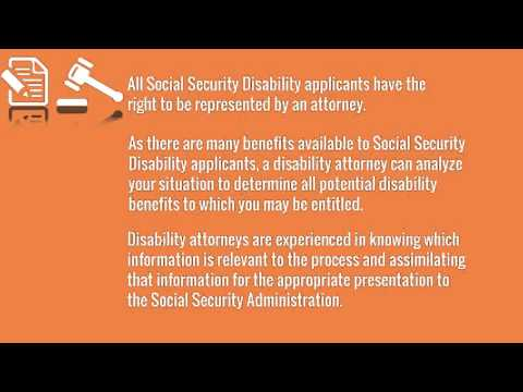 How Can A Disability Attorney Help Me?